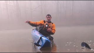 Kayak Fishing Basics: Kayak Stability(Jeff Little explains how to become accustomed to the stability of your kayak so that you can learn how to stay upright in your kayak while fishing. This video ..., 2014-05-09T14:05:05.000Z)