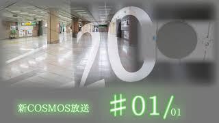 【高音質】新幹線 上野駅 新cosmos放送!