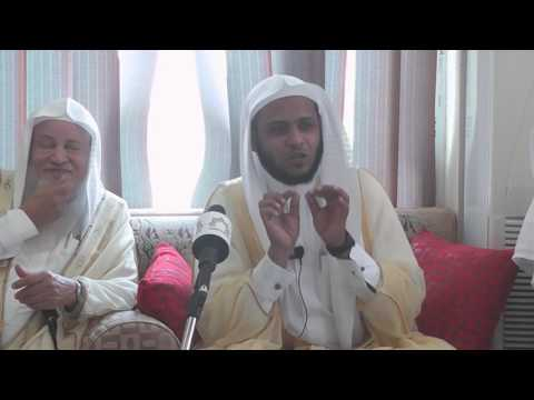 الداعية / وليد الدهوان والقارئ / إدريس الهاشمي لقاء بعنوان : صلوا عليه وسلموا تسليما