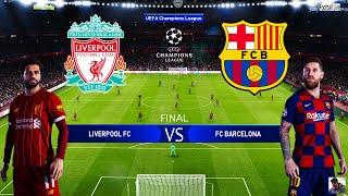 Pes 2020 | liverpool vs barcelona ...