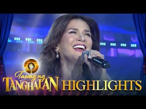 Zsa Zsa Padilla performs on It's Showtime! | Tawag Ng Tanghalan
