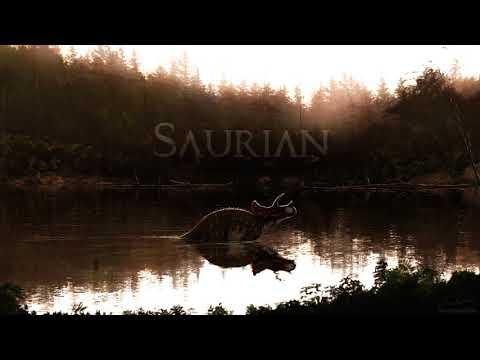 Saurian - Soundtrack Antorbital Fenestra Shake