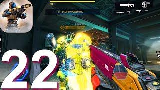 SHADOWGUN LEGENDS - Gameplay Walkthrough Part 22 New Update (Android, iOS Game)