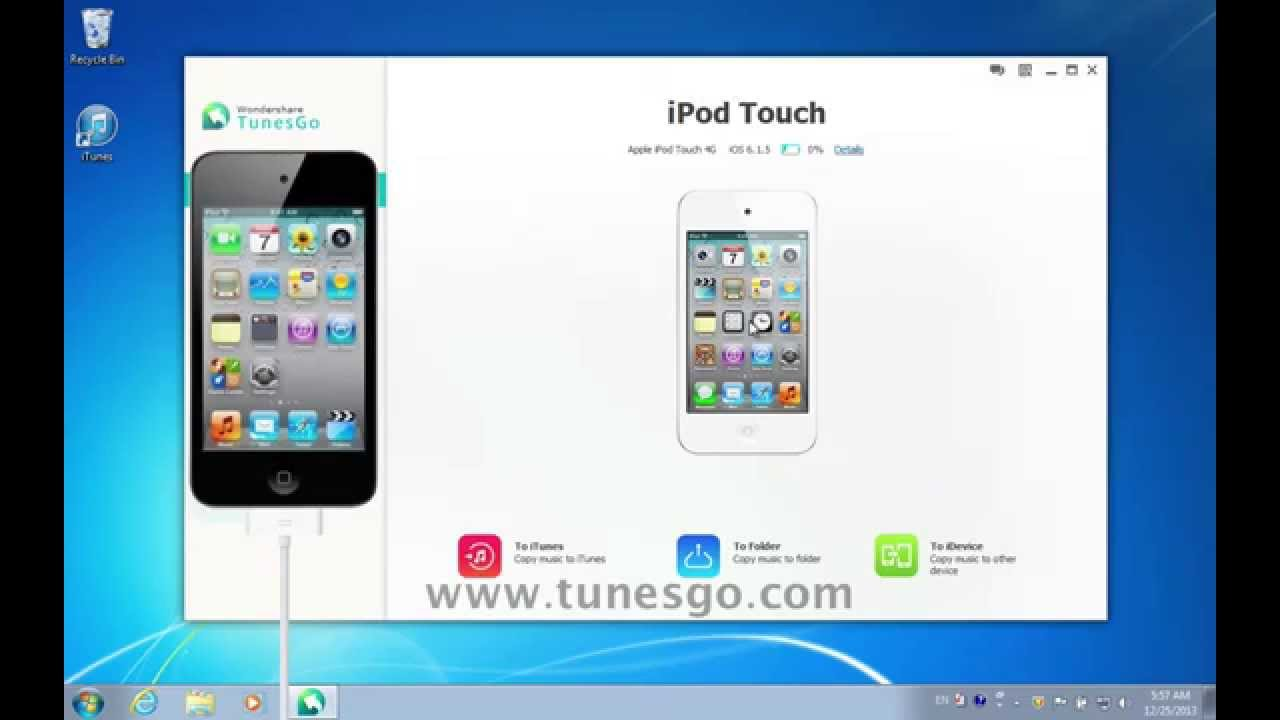 how to download music from youtube to ipod without itunes