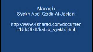 Manaqib Syekh Abd. Qadir Al-Jaelani.FLV