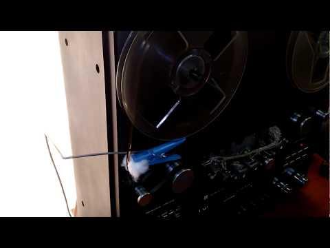 Очистка магнитной ленты