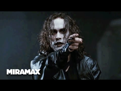 The Crow | 'Bulletproof' (HD) - Brandon Lee, Michael Wincott | MIRAMAX