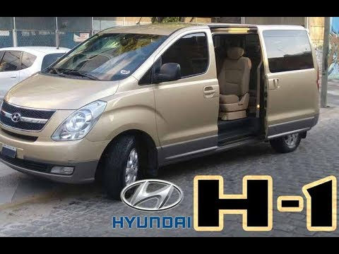 hyundai h1 a o 2011 van td 12 asientos full premium youtube. Black Bedroom Furniture Sets. Home Design Ideas