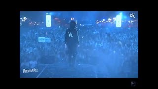 Alan Walker - live - On My Way , Faded - Parookaville, 2019