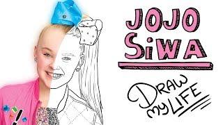 jojo siwa   draw my life