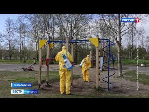 В Поморье до 10 июня продлены ограничительные меры