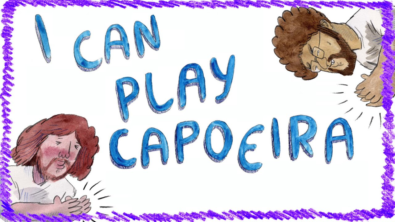 Its The 'I Can Play Capoeira' Singalong Trailer | Kids workout | Home learning | Online Learning