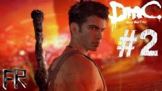 """DMC Devil May Cry 5 - Partie 2 [PC] Walkthrough - """"LA MAISON DES SECRETS"""" - Mission 2 [HD]"""