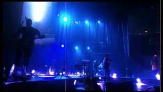 Hillsong Live Cornerstone Tour Boston- Running