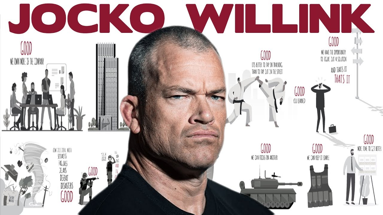 The Best Advice I've Ever Heard - Navy SEAL Jocko Willink