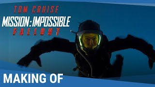 MISSION : IMPOSSIBLE - FALLOUT - Making of HALO jump [maintenant en vidéo]