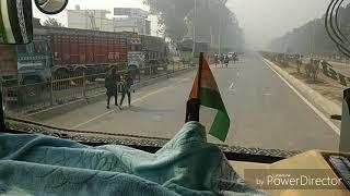 Border road Atari  !! India - Pakistan International highway