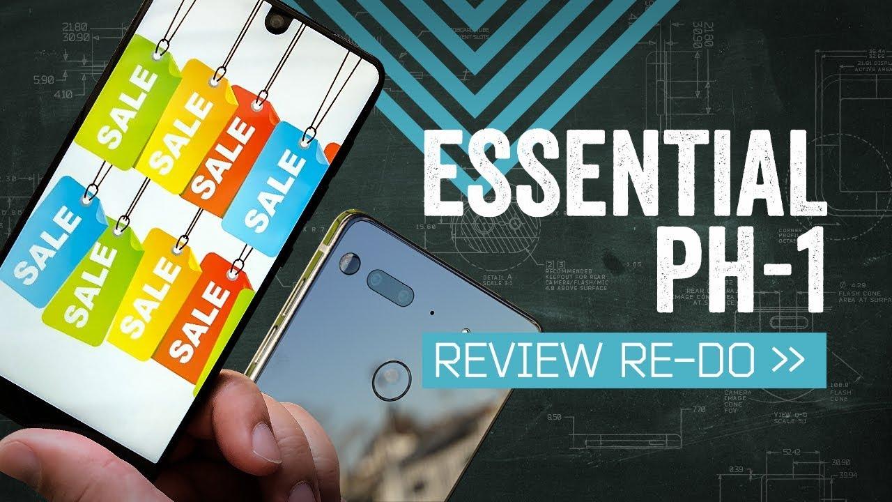 Essential Phone Review Re-Do [November 2017]