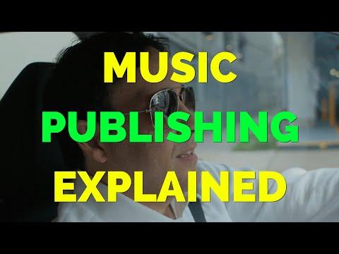Music Publishing Explained - Chase Lawyers