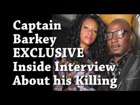 Captain Barkey Exclusive 2012