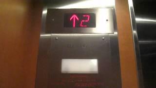 Westinghouse Hydraulic Parking Elevator At Marriott Hotel Quorum Addison Mp3
