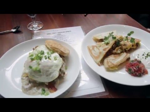 Fab Food:  The Hamilton