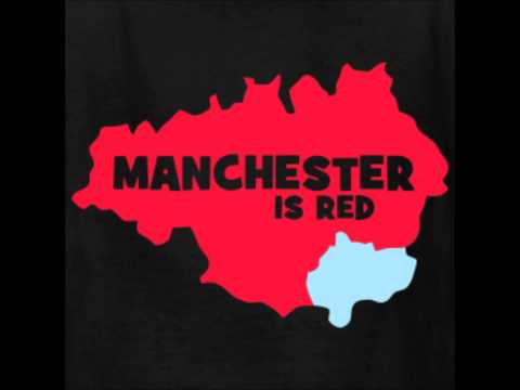 Manchester United Song - the city is yours 2000 empty seat