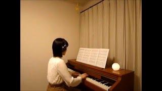 手嶌葵さんの『明日への手紙』を奏でました。 ドラマ、「いつかこの恋を...