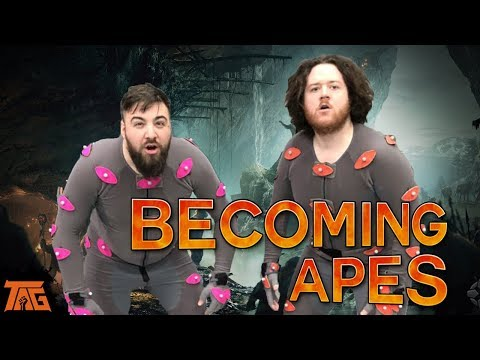 BECOMING APES! - Planet of the Apes : Last Frontier