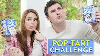 POP-TART CHALLENGE ft Alx James!