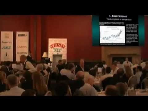 (1) Professor Bob Carter Speaks About Climate Change.mp4