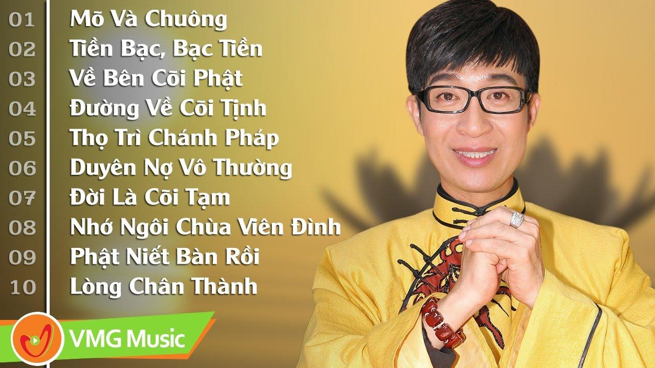 Tuyển Tập Ca Nhạc Phật Giáo Ca Sĩ Nguyễn Đức Hay Nhất 2020