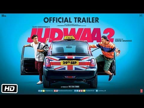 Judwaa 2 Official Trailer | Varun Dhawan | Jacqueline | Taapsee | David Dhawan | Sajid Nadiadwala thumbnail