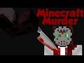 SOMEONE PULLED A GUN ON ME TODAY!   Minecraft Murder Minigame