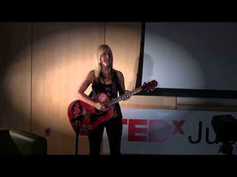 Finding Music: Share Ross at TEDxJupiter