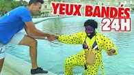 24H LES YEUX BANDÉS (challenge) [feat. Lonni]