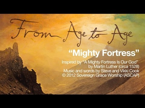 Mighty Fortress [Official Lyric Video]