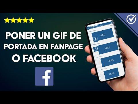 Cómo Poner un Video o Gif de Portada en Facebook Personal o Fanpage