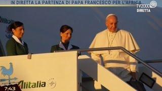 Il viaggio del Papa in Africa