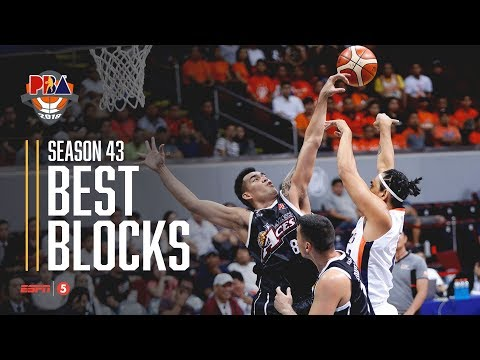 PBA 2018 Best of Blocks