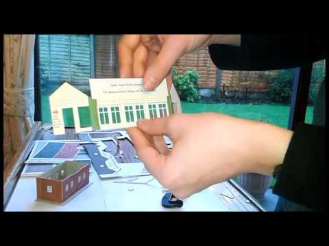 TMRF Metcalfe Signal Box Kit Part 1