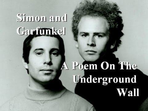 Simon and Garfunkel - A Poem On The Underground Wall music video mp3