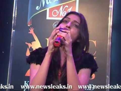 Javed Jafri at Karaoke World Championship