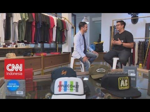 Applecoast Streetwear Indonesia yang Mendunia - Bisnis Anak Muda