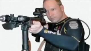 Breivik estaba loco cuando asesinó a 77 personas en Noruega