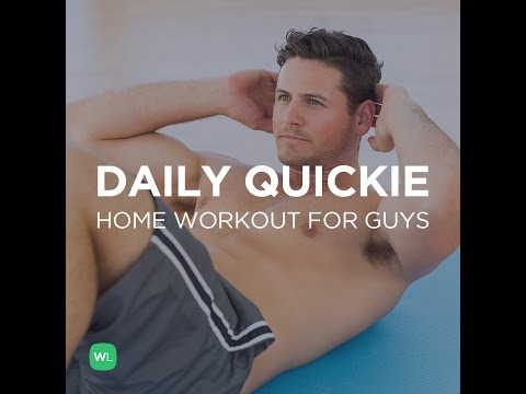 Weight Loss Exercises For Men At Home – Easy to do – Easy Results