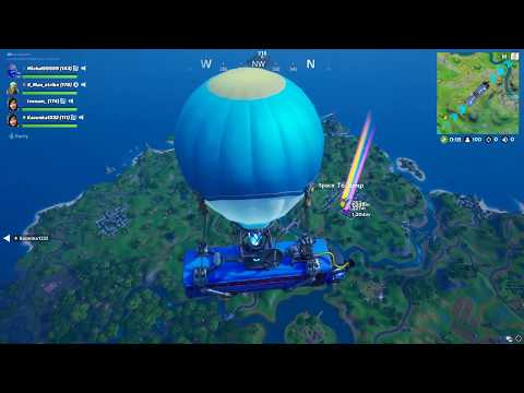 Life Of Michal – Fortnite LiveStream #1 - TWO WINS IN A ROW!!!