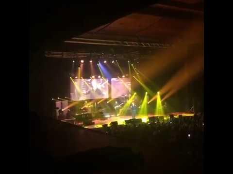 La actuación de Raphael en Compostela