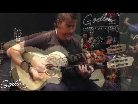 Ben Woods - Eleanor Rigby - La Patrie Guitars - Godin Guitars