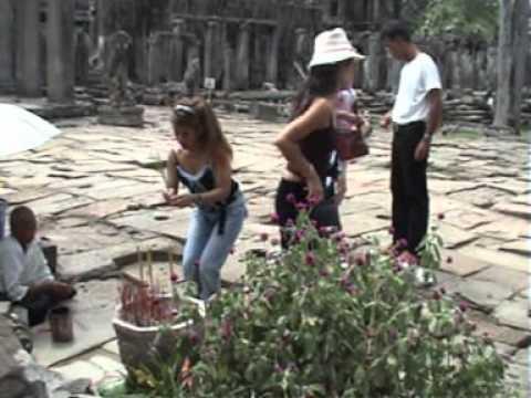 khmer annonay visite ankor